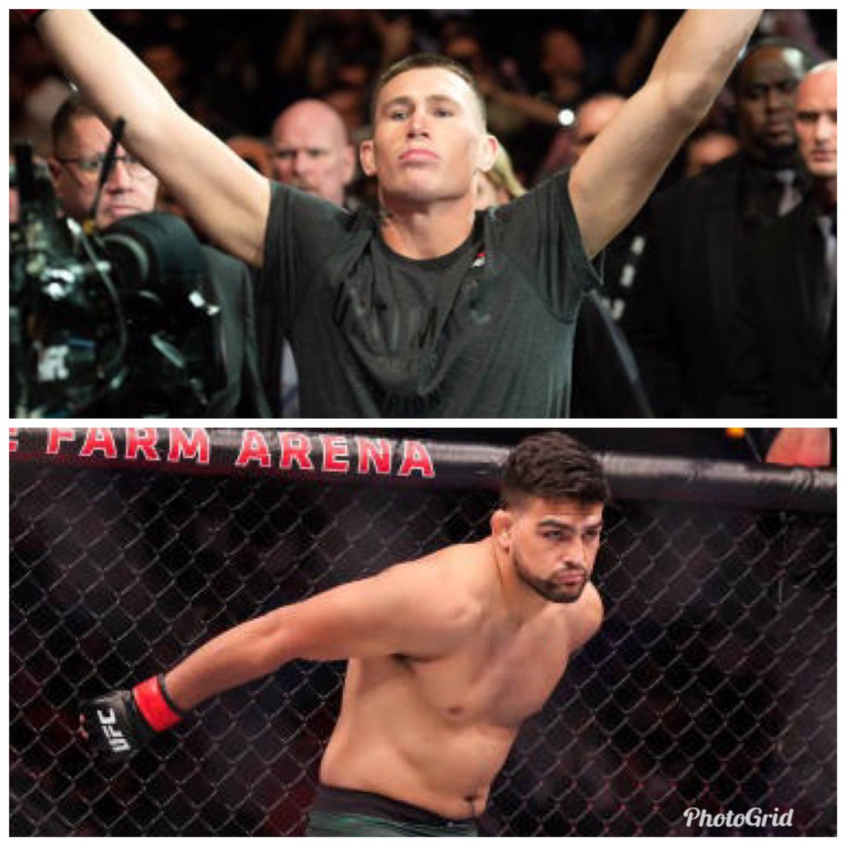 Breaking: Darren Till is moving up. Till vs. Kelvin Gastelum at middleweight is a done deal for UFC 244 on Nov. 2 in NYC, per sources. What a fight. https://t.co/0otT8giprt