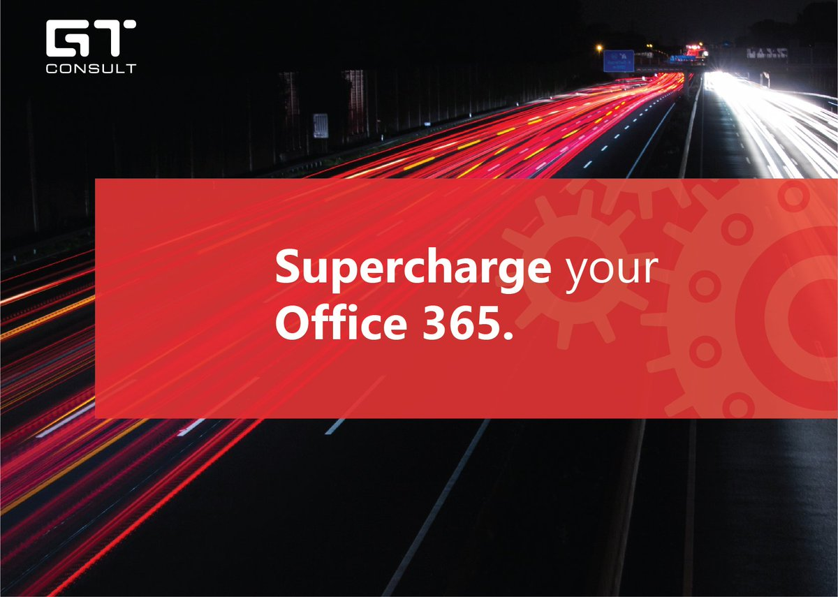 Have you supercharged your Office 365 yet? https://t.co/YNPqrJiIYW #gtconsult #office365 #azure #datacentres #supercharged #southafrica https://t.co/J485IucOaM