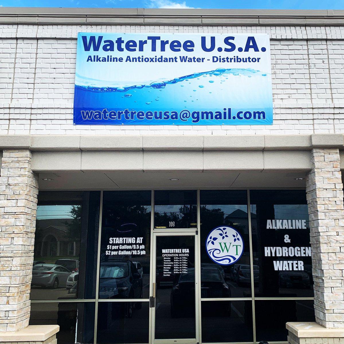 Dallas Water Company >> Watertree U S A Watertreeusa Twitter