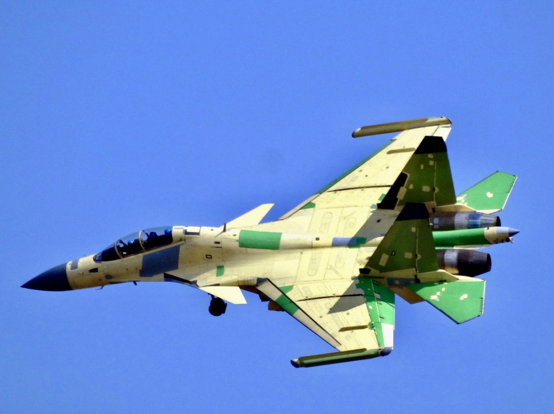 Chinese J-15