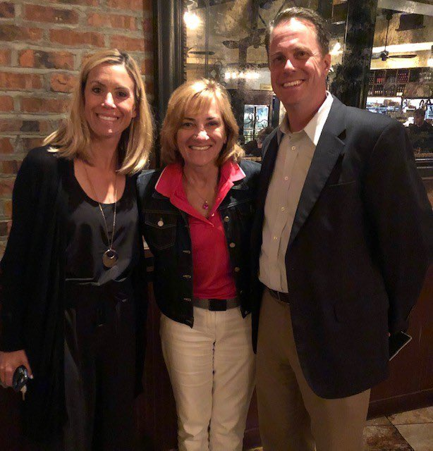 When your publisher's region VP @kevinenglande95 and Ohio/Michigan rep (Tina Sindelar) treat you to dinner...it's all smiles as we hatch plans to bring  #balancedliteracy to more schools! @tcmpub #mytcm <br>http://pic.twitter.com/iOLcQOZxIx