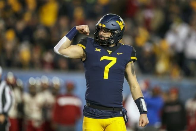 Looking back at the top nine highest rated transfers of the @Rivals recruiting era as recruits. How did they end up at #WVU and how did they perform?  https://t.co/ZAm7HTBFvd  $25 off, $75 in gear with a new annual sub https://t.co/ubmJnpYDEq https://t.co/BAiZHiz3FY