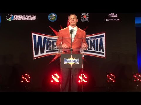 John Cena describes how Orlando embodies the spirit of WWE https://t.co/Smv0fddkXP https://t.co/0hl7Q1mctw