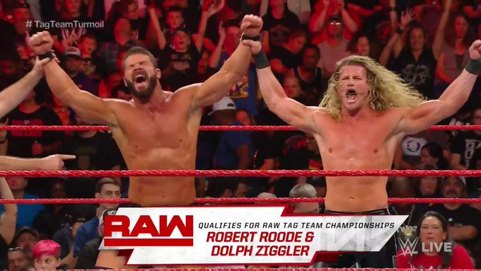 Dolph Ziggler And Robert Roode Vs. Braun Strowman And Seth Rollins Set For WWE Clash Of Champions