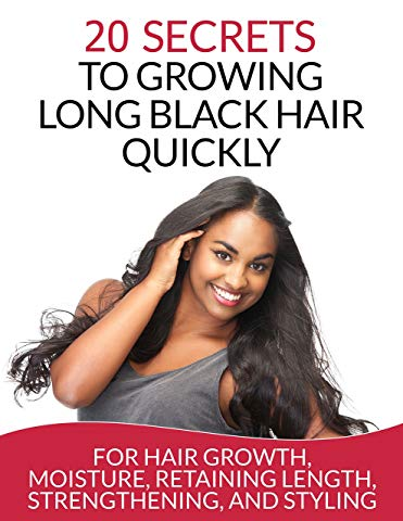 #Hair: 20 Secrets To Growing Long #BlackHair Quickly: For Hair Growth, Moisture, Retaining Length, Strengthening, And Styling (#naturalhair Care). https://t.co/H9cam0jIls https://t.co/ew3CB2Hnx5