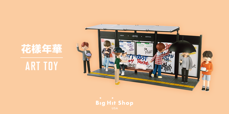 花樣年華 ART TOY is here! 😊 ✅ Get the all-new photo card with ART TOY! ✅ Get the complete set! 👍 ✅ All orders come with a special gift! 🎁 Order at #BigHitShopUSA for cheaper & faster shipping! 👉 bit.ly/2ZmJtcc #ARTTOY #花樣年華