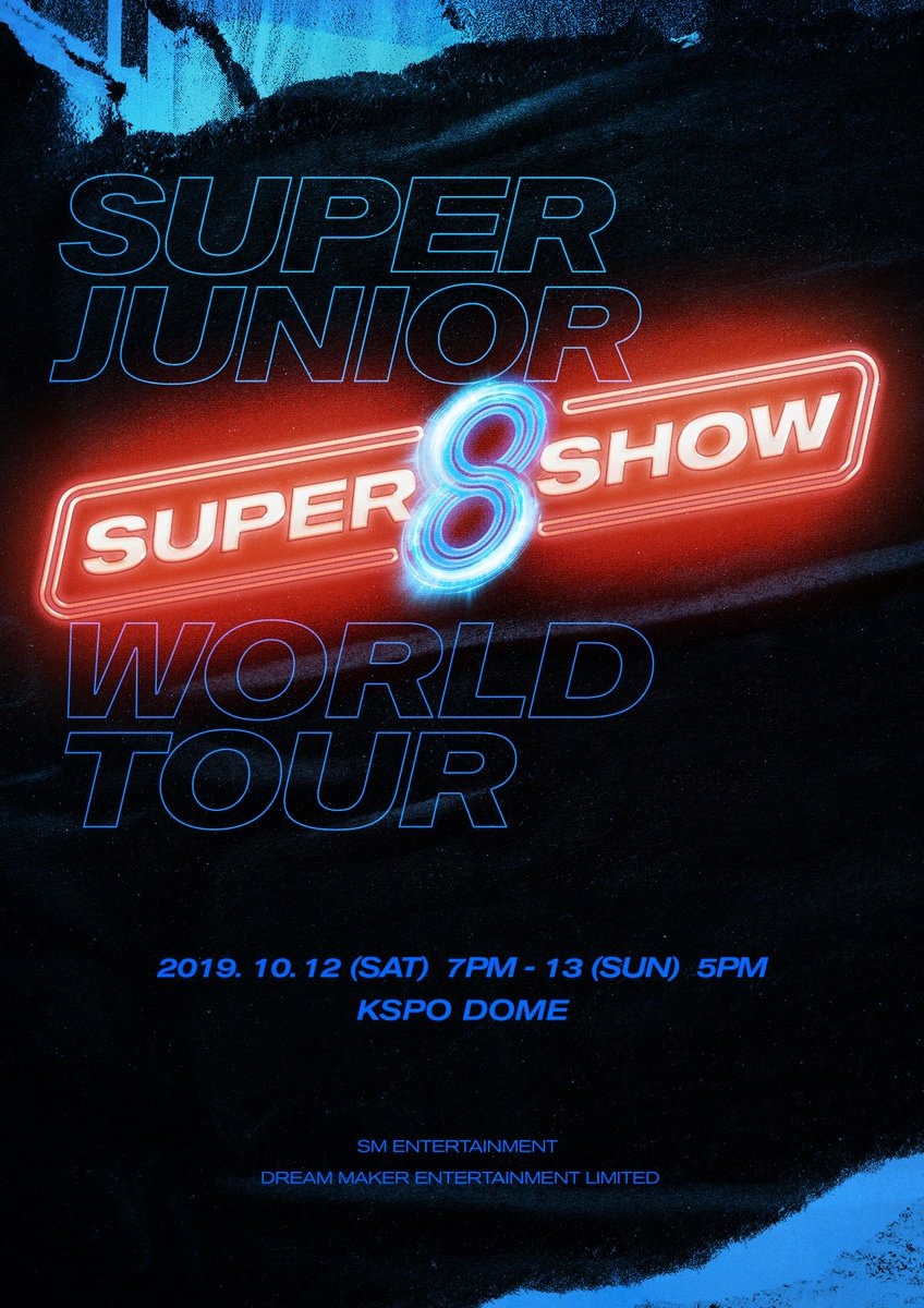 supershow8 hashtag on Twitter