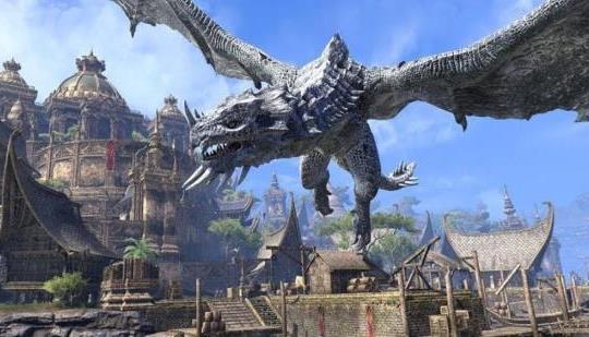 The Elder Scrolls Online Aiming for Google Stadia Release in 2020; Switch Port