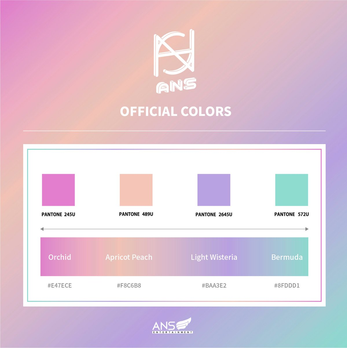 RT @ANS_official_: ANS Official Colors & Logo  #ANS #AngelNSoul https://t.co/97ICAkTacx