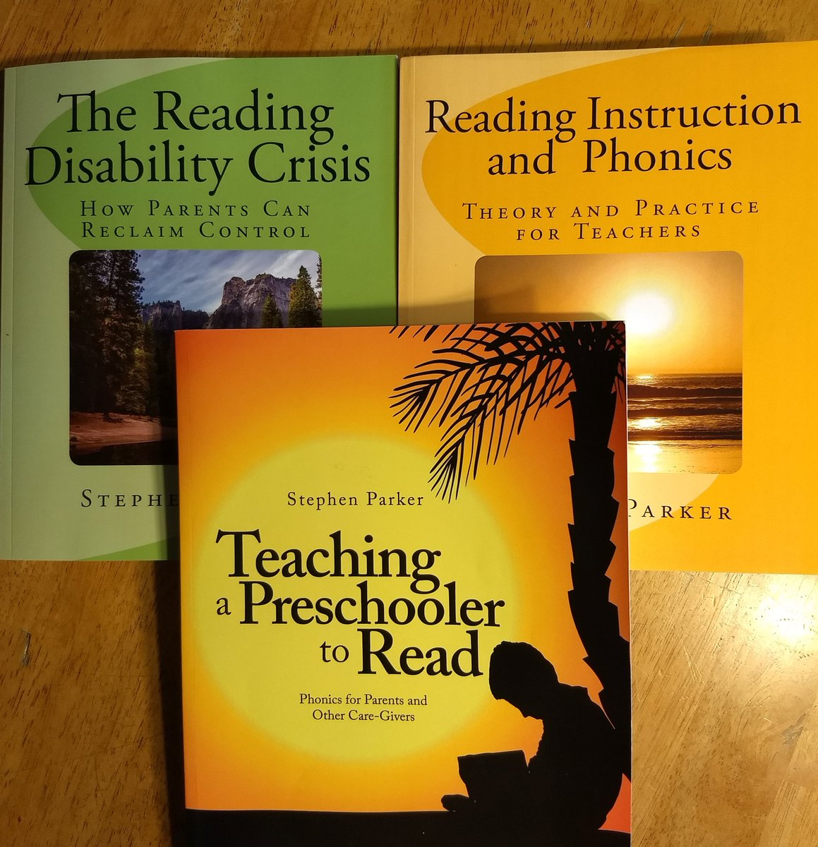 Phonics for Parents and Other Care-Givers Teaching a Preschooler to Read