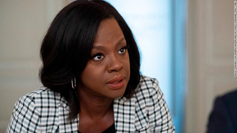 Viola Davis may play Michelle Obama in a Showtime series