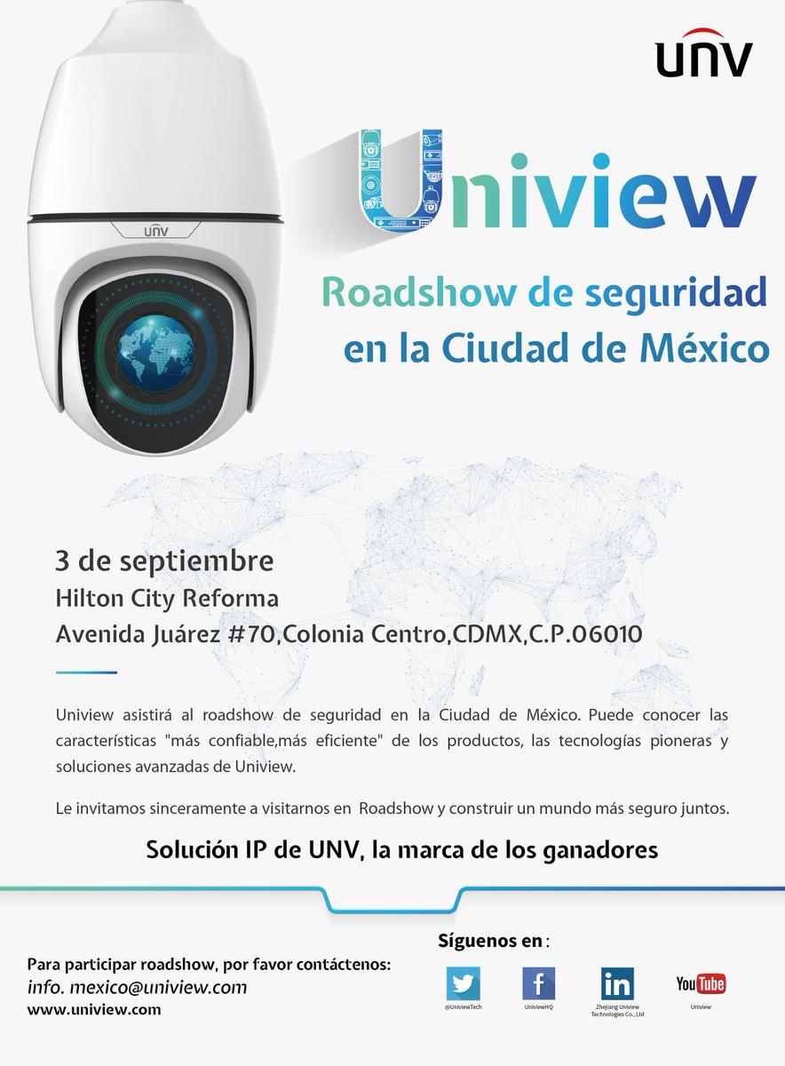 Uniview (@UniviewTech) | Twitter