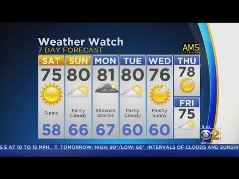 CBS 2 Weather Watch 8 A.M. 8-24-19 - Chicago Alerts https://t.co/nJIM2FrUUo #NewsTV #TalkShow #LiveTV #NewsUpdate #NewsAlert https://t.co/AhR15PxFWG