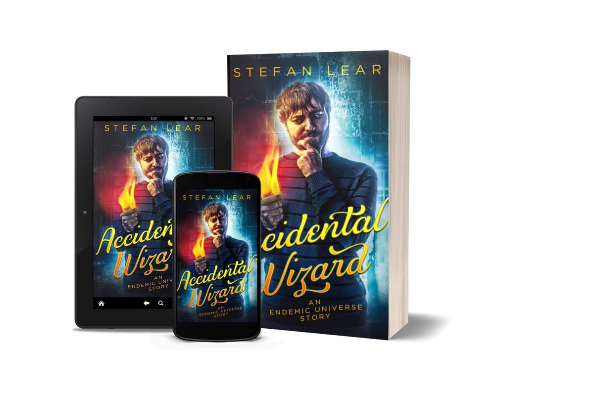 A #fantasy novella from #USAToday's bestselling @stefanlear Evil is a constant, not a concept, and Evil won't stop until Paul Logan is destroyed. https://t.co/IKmZeXWqfp https://t.co/5dReTiaoFu