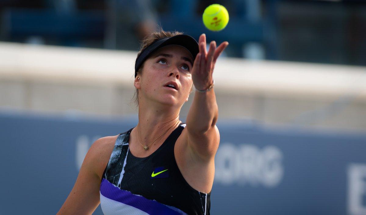 Розыгрыш в матче Свитолиной стал самым затяжным на US Open в матчах первого круга