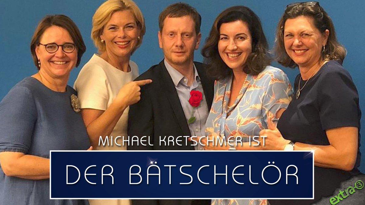 Michael kretschmer frau