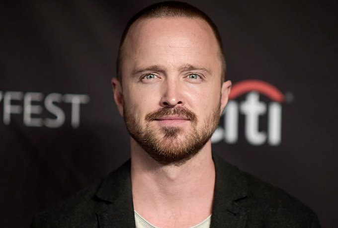 Birthday Wishes to Aaron Paul and Vicky Binns Happy Birthday!
