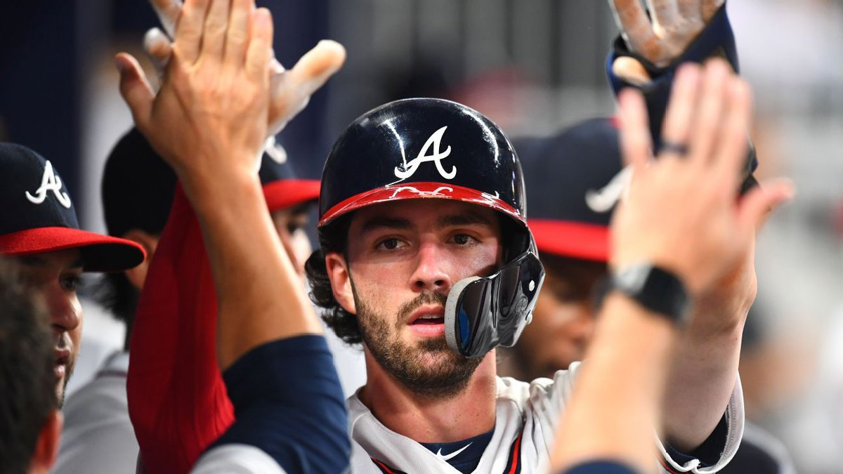 Surging Braves get Swanson (foot) back from IL https://t.co/j3tYo3L1fV https://t.co/zD7pAyUijI