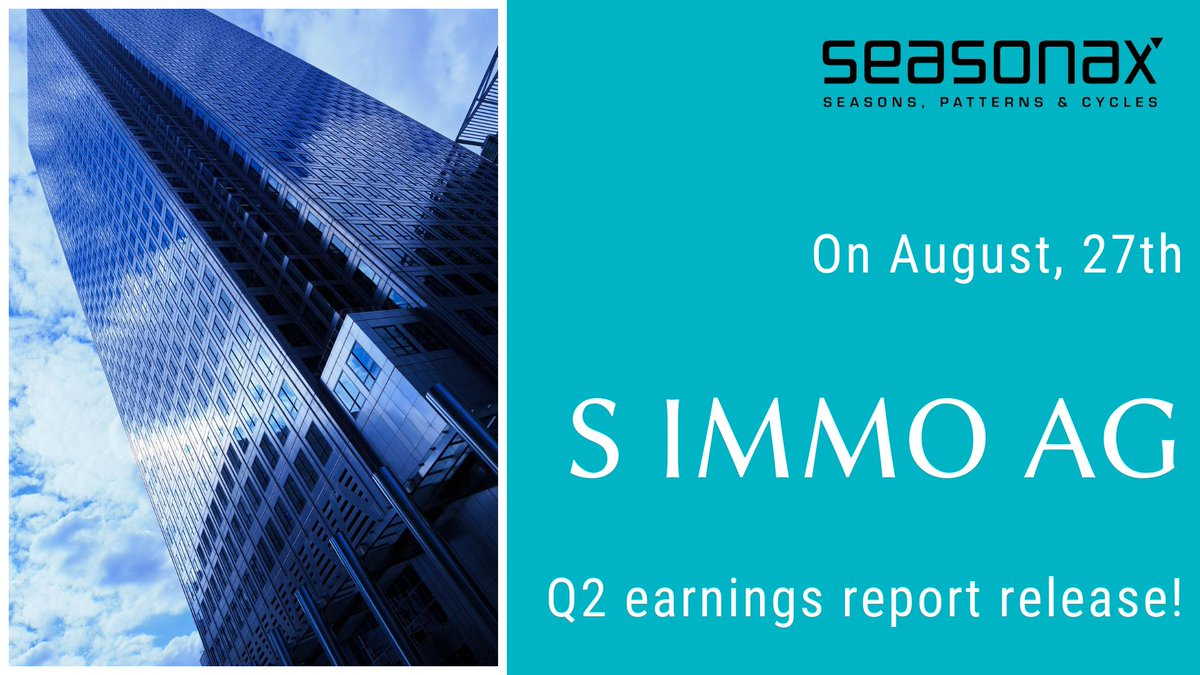Seasonax On Twitter The Realestate Stocks Are Going Through Miserable Periods Can They Recover From This Crisis Let S Wait What Simmoag Will Say About Their Chances Of Staying As Winners In