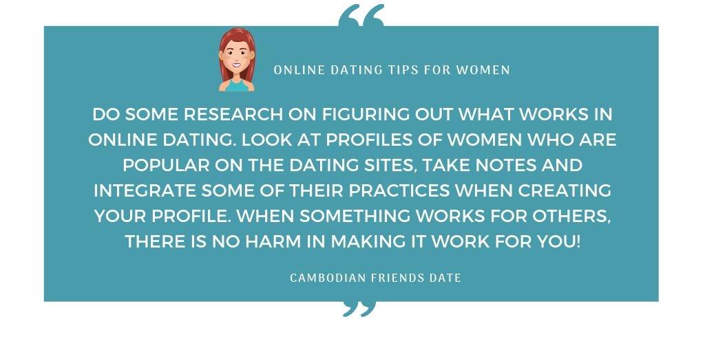 Hoe de aanpak van een man online dating