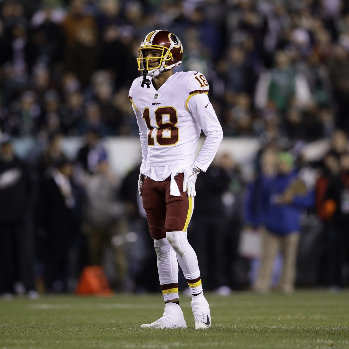 Redskins Trade Rumors: WR Josh Doctson Could Be Dealt Before Season https://t.co/Ld00v55IVf https://t.co/NpFYyoUY1P
