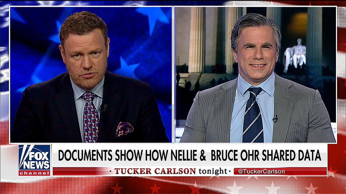 Nellie Ohr used to launder Spygate info to Obama FBI. New FBI docs show Clinton gang flooded the zone –State, FBI, DOJ,etc.—to try smear @RealDonaldTrump with Russia smears. @JudicialWatch finds the smoking guns. youtu.be/kJA3_etBtDc