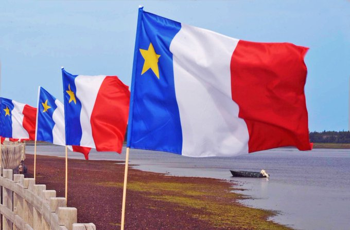 #NationalAcadianDay Photo