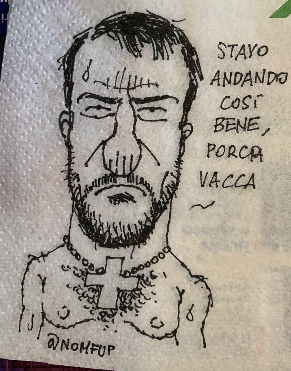 RT @nomfup: L'odio (il film, semicit.); pennarel...