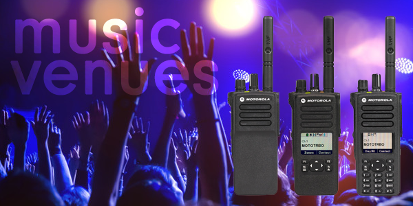 Safeguarding all attendees at your #event is top priority. Without staff and guests feeling safe when on the premises, the event simply will not be able to run. Two-way #radios at #music events and #festivals ensure you have constant, live and real-time information #UKBizHour