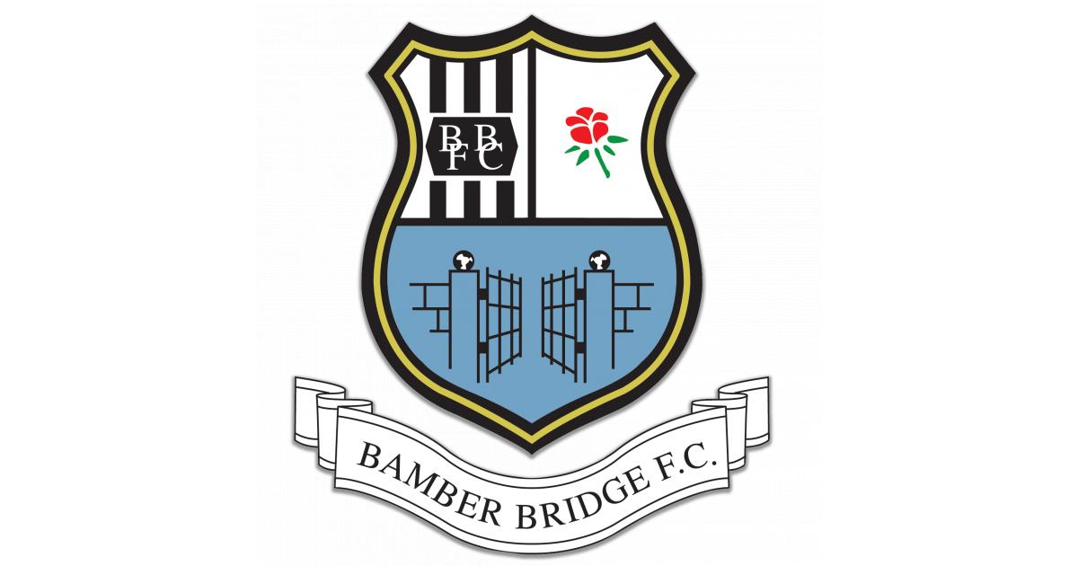 Image result for bamber bridge fc logo pictures