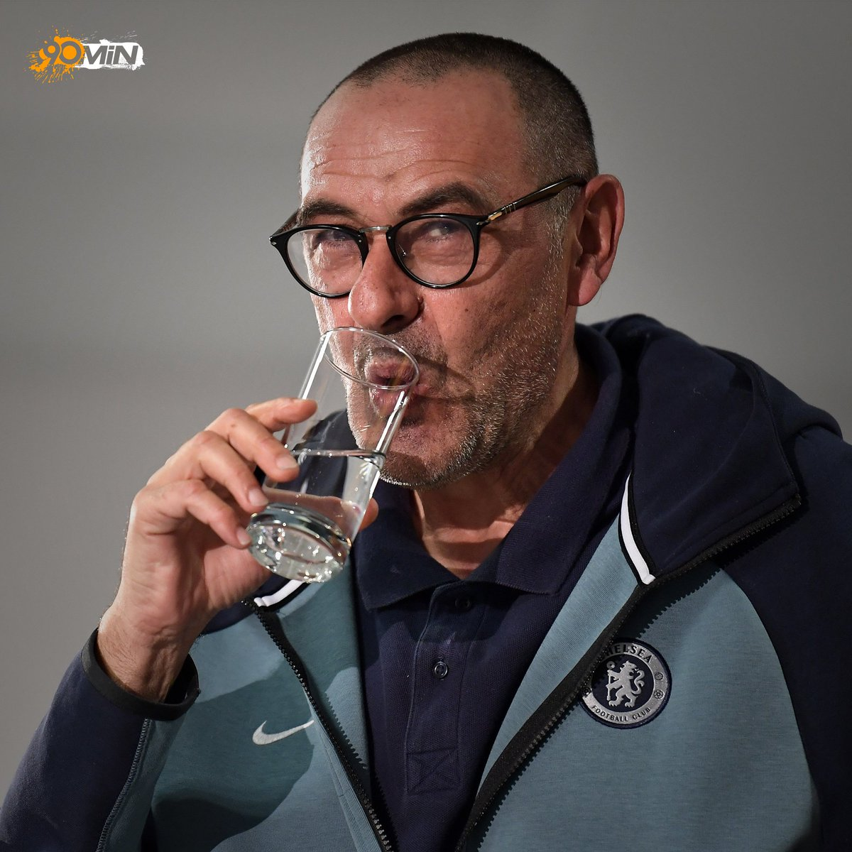 Lampard playing Kante further forward than Jorginho ... But thats none of my business.