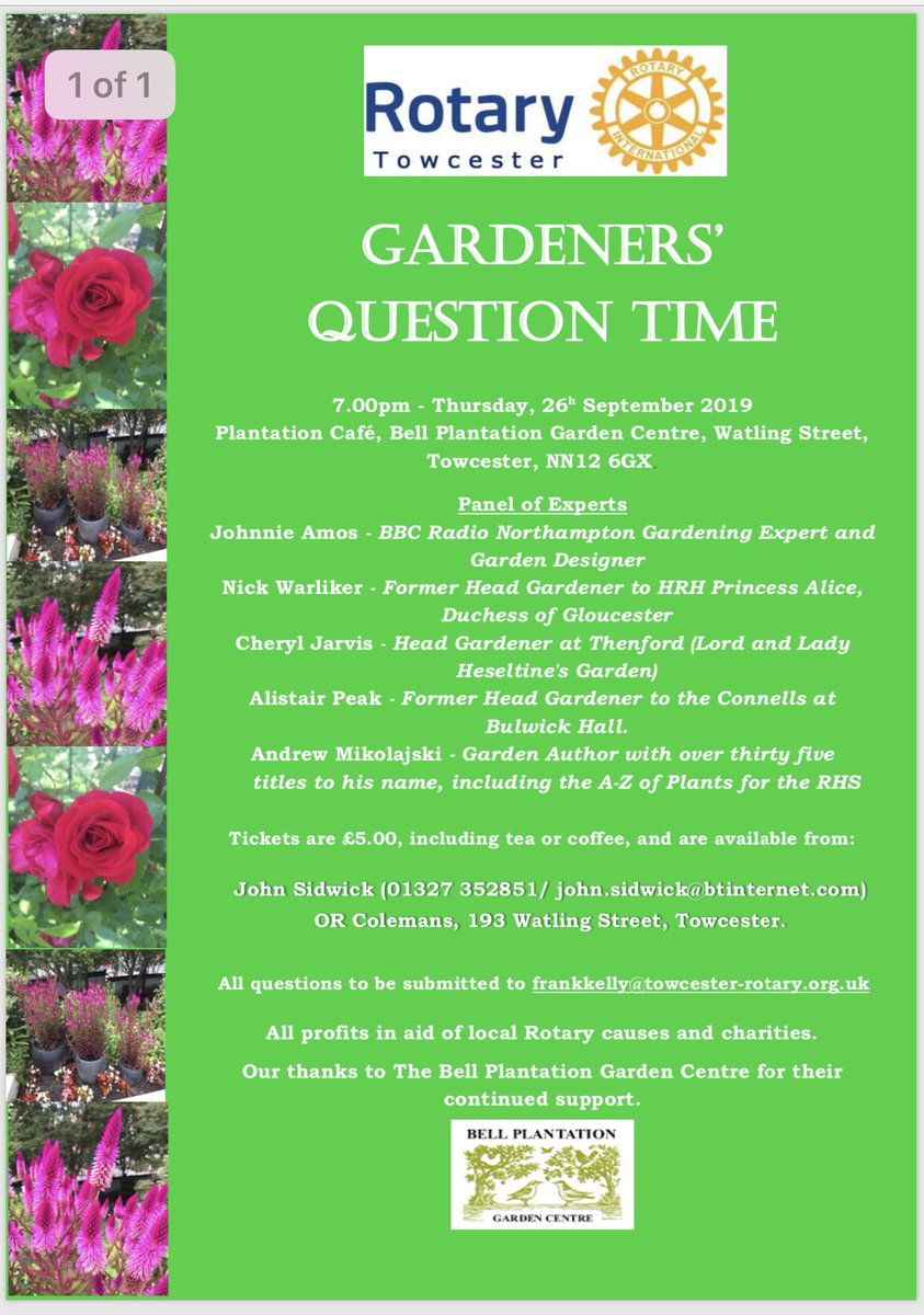 Charmant Gardenersquestiontime Hashtag On Twitter