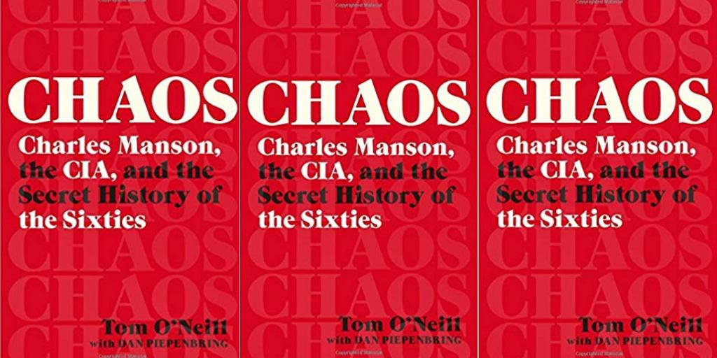 Chaos: Charles Manson, the CIA, and the Secret History of the Sixties by Tom O'Neill US: https://t.co/g3vBZfTxno UK: https://t.co/z7m2hUVWSl #Books #Crime #USHistory #MansonMurders #CharlesManson https://t.co/wo7dghBwRM