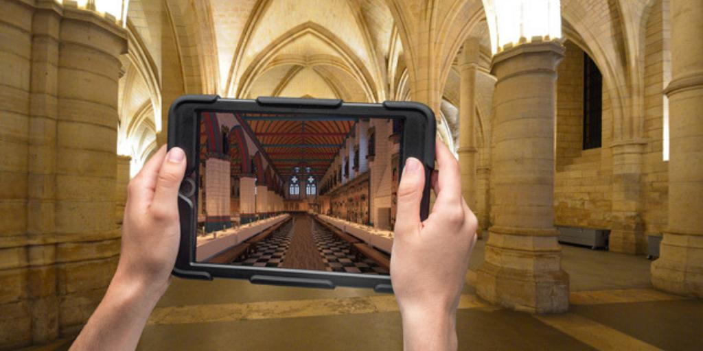 Réalité augmentée, chatbots 💬, réalité virtuelle, intelligence artificielle 🤖… @Strategies fait le point sur les innovations technologiques dans les musées ! 👉 strategies.fr/actualites/mar…