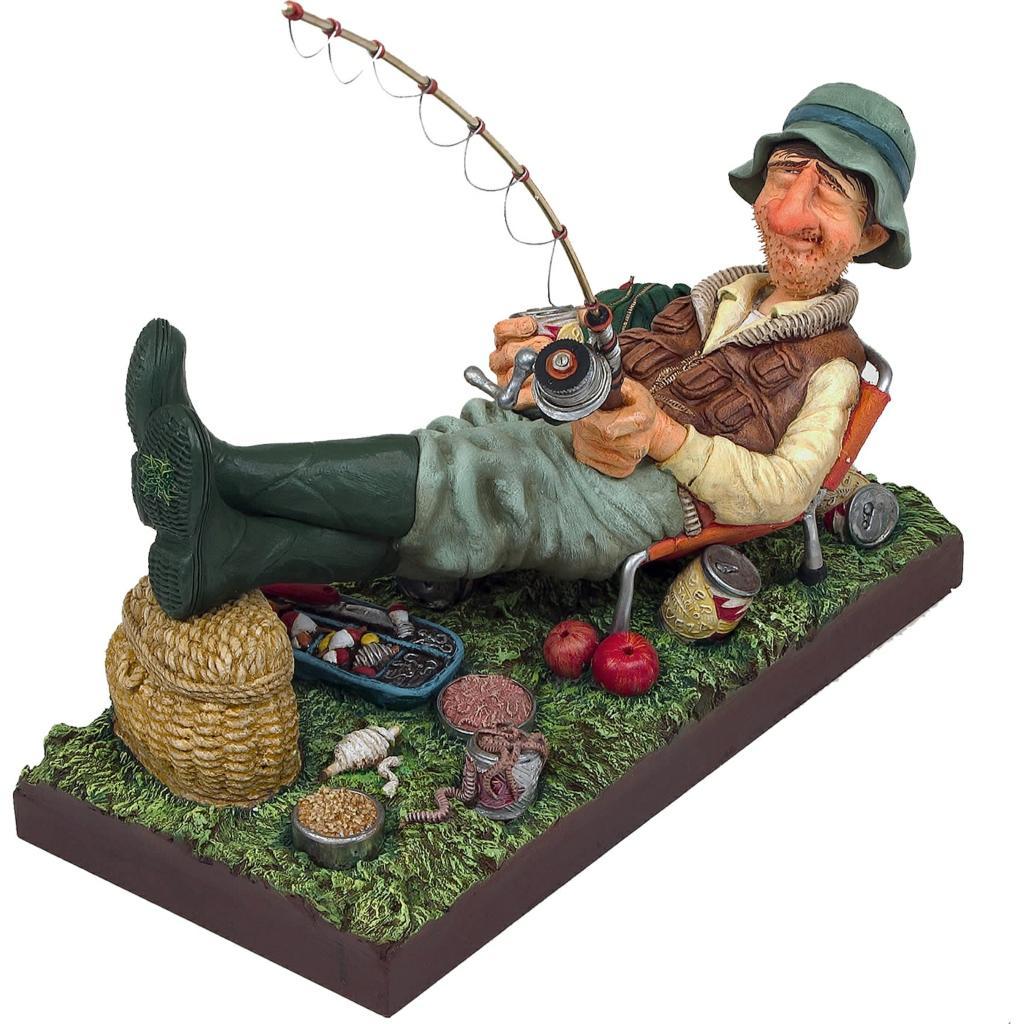 Открытка для мужчины рыбалка