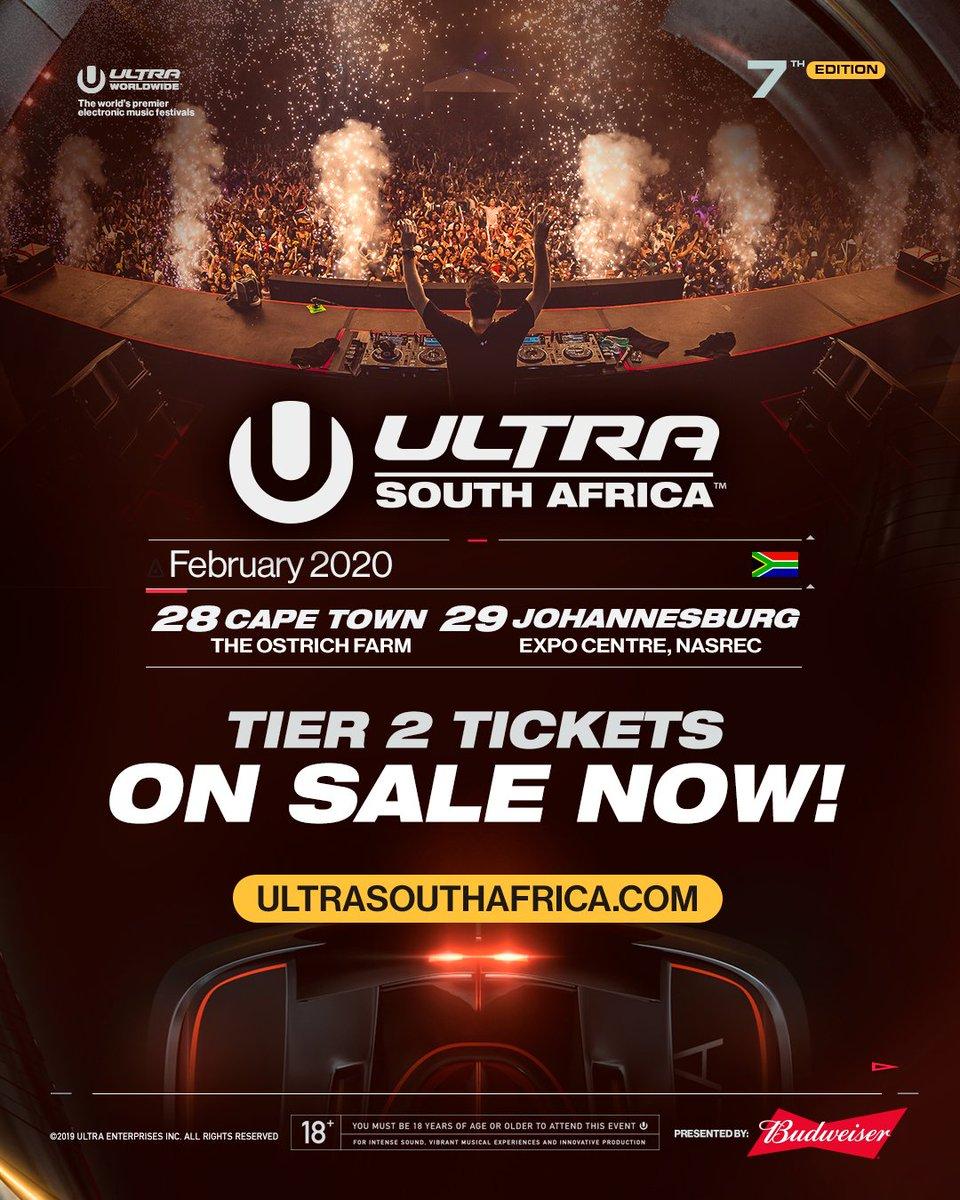 Ultra South Africa (@UltraSA) | Twitter