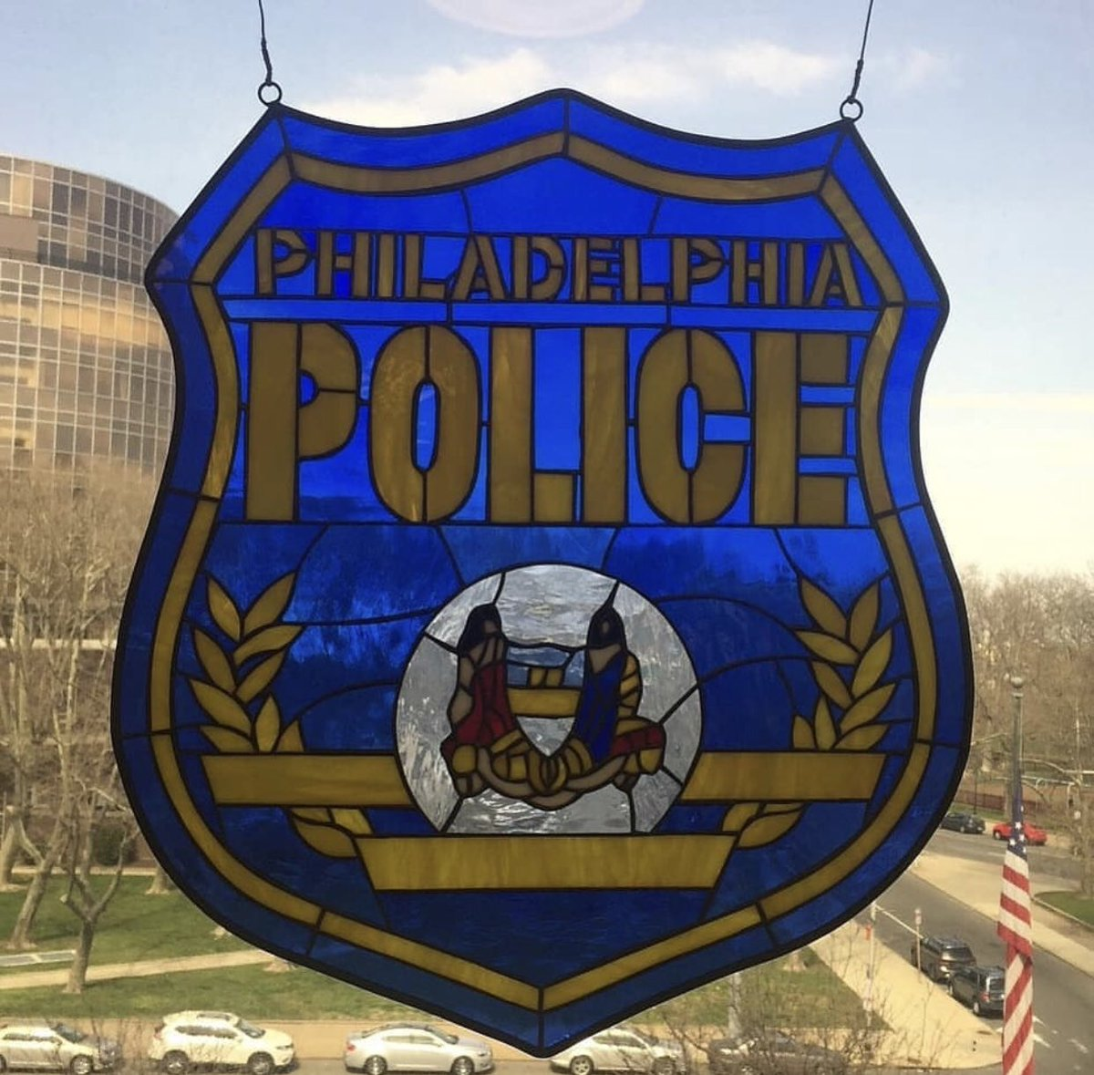 A special prayer for @PhillyPolice, its officers, their families and the community. We are keeping all of you in our hearts, thoughts and prayers. 🙏💙 #PhillyStrong #PhiladelphiaPolice