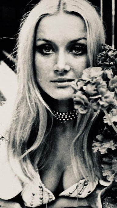 Happy Birthday Barbara Bouchet (August 15, 1943)