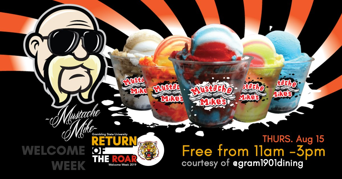WELCOME WEEK | Free Italian Ice!