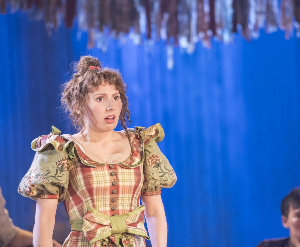 Chichester Festival Theatre On Twitter Ado Annie Is Aghast To Learn There Are Only 3 Weeks Left To See Oklahomamusical 1 2