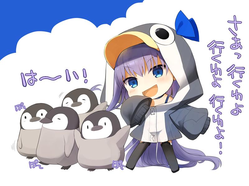 ペンギン軍団 #FGO #FateGO