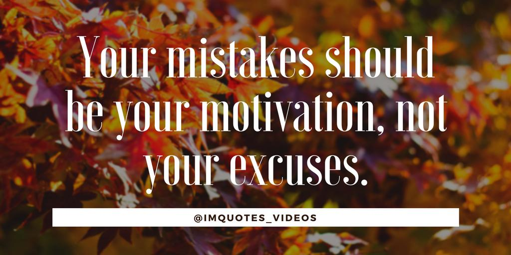 Allow your mistakes to help you grow.   #ThursdayMotivation <br>http://pic.twitter.com/bl9adXFKYR