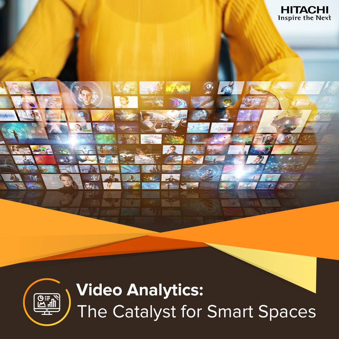 Ever wonder how #VideoIntelligence is going to benefit us all? Find out here with @marksjules4 of @HitachiVantara bit.ly/2Mi3yyb #AI #IoT #SmartCities