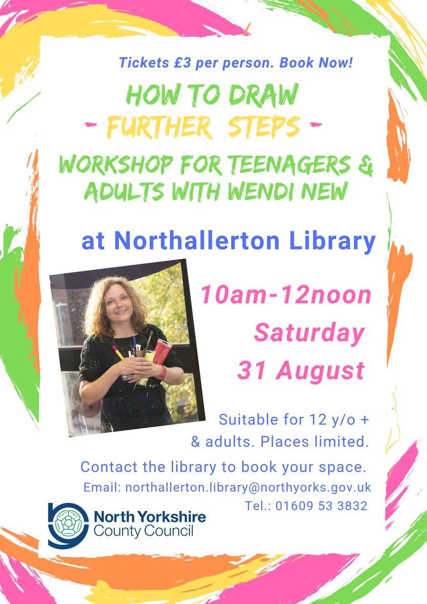 NorthYorks Libraries on Twitter: