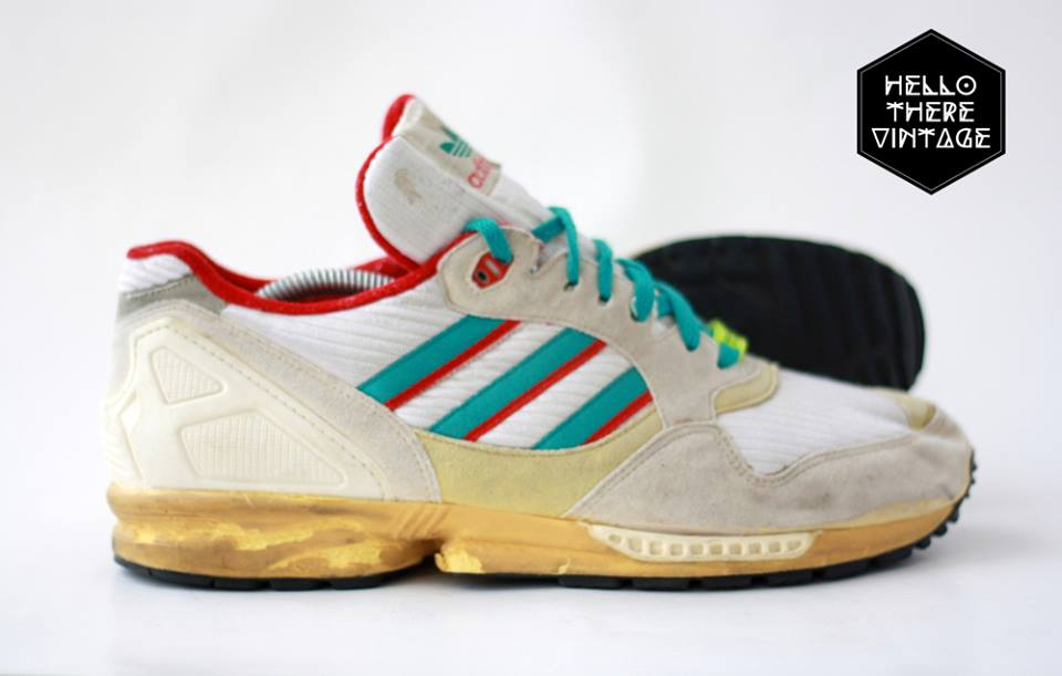Adidas ZX 5000 OG | White - CROSSOVER ONLINE