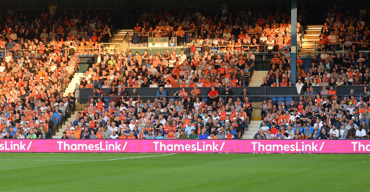 The Hatters return to the Championship, following back-to-back promotions has put Luton Town firmly in the spotlight. To enable local businesses to capitalise on this exposure they have put together some LED Perimeter Board packages bit.ly/2YMcF0O @LutonTown