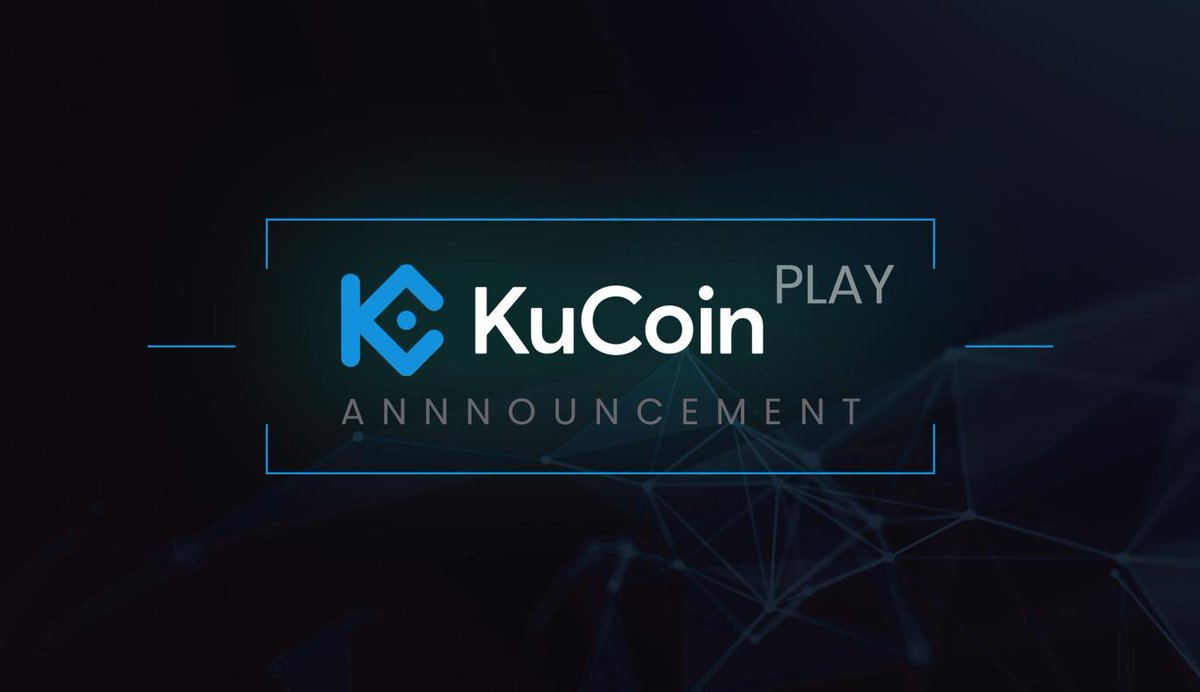 We're very excited to be selected for the new @KuCoinPlay Platform Beta!  41K $NIX are waiting to be won - check your mail to see if you've been invited!