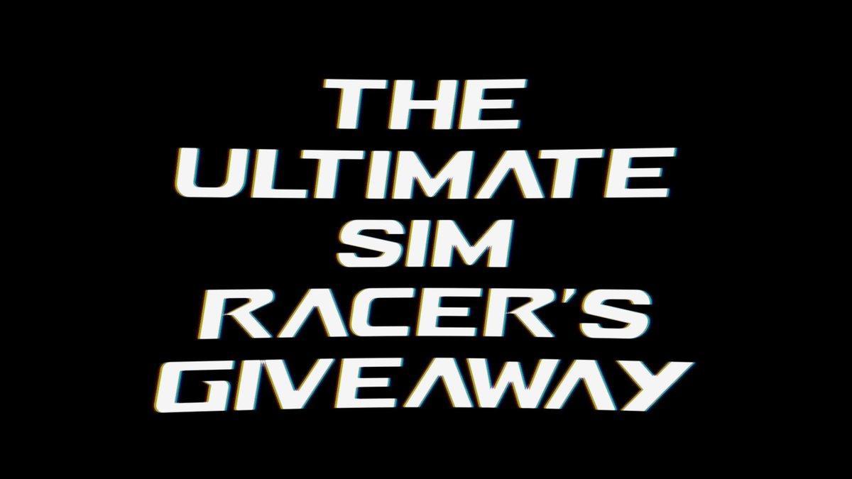 Chance de ganhar um simulador....