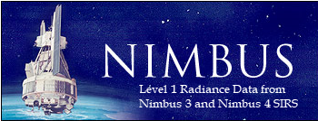 #NASA GES DISC data release: Level 1 radiance data from the Satellite Infrared Spectrometer (SIRS) instrument, which orbited on Nimbus 3 and Nimbus 4. #Earth #satellite #data #science #weather #climate