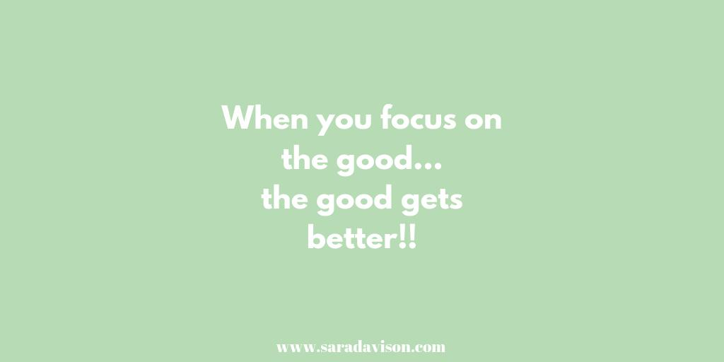 What you focus on you feel!! #TheDivorceCoach #surviveandthrive #focus #feelgood https://t.co/sYgWAkvMLo